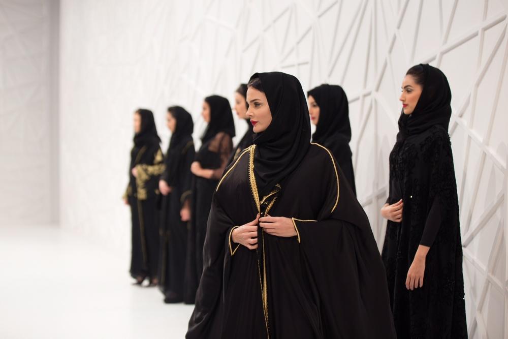 Contemporary modest fashion