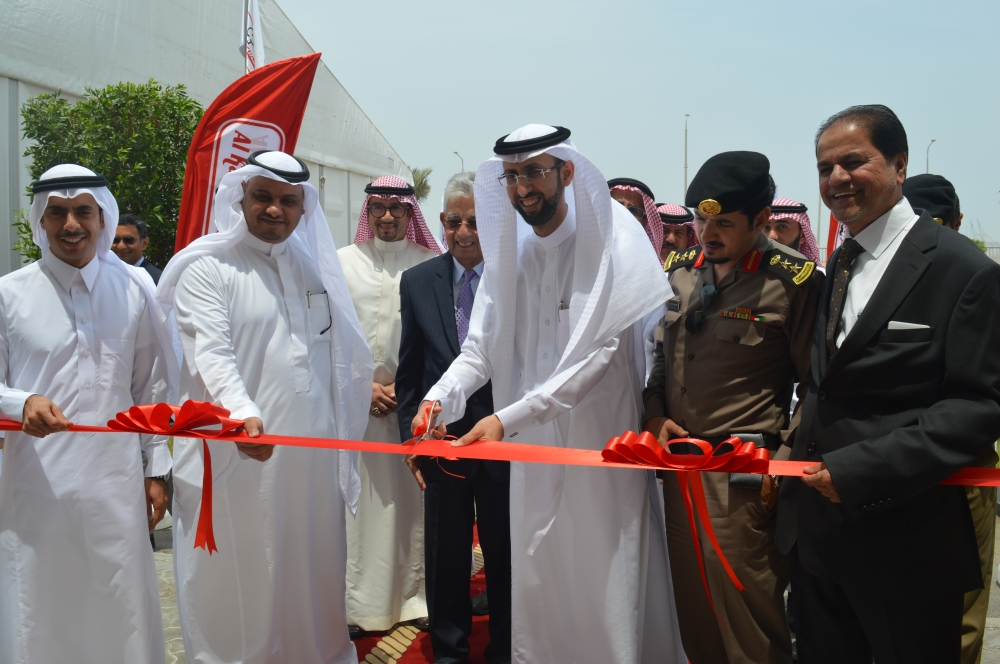 Opening of Al Kabeer production facility at KAEC