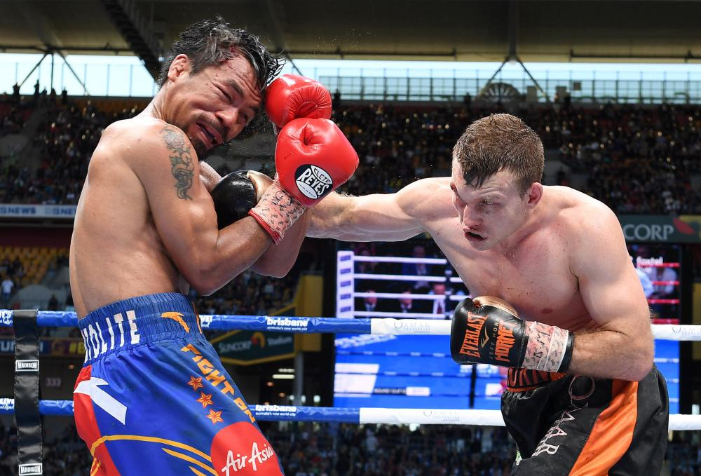 Pacquiao loses controversial decision to Horn in Australia