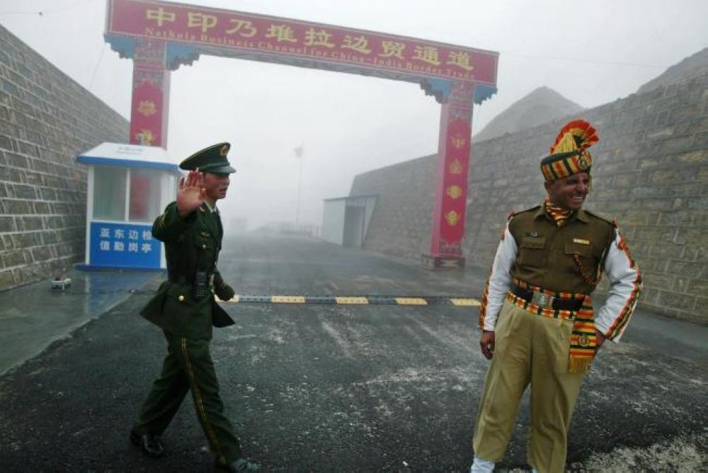 China to uphold its territorial integrity along Indian border at all costs
