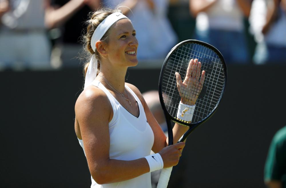 Wimbledon Day 3 | Azarenka cruises to date with Watson