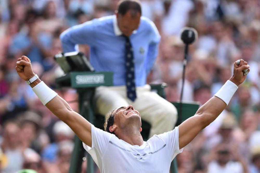 Wimbledon, Day 5: Winners and Losers