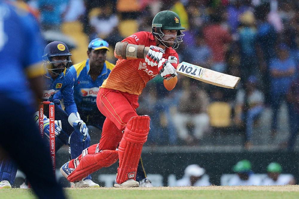 Sri Lanka win toss, bat against Zimbabwe