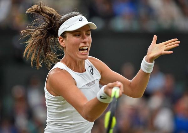 Virginia Wade hails Johanna Konta Wimbledon performance
