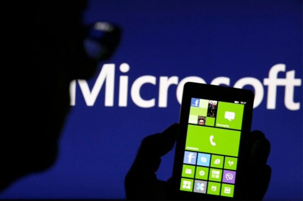 Microsoft's Windows Phone 8 sees strong growth in smartphone shipments. — Reuters