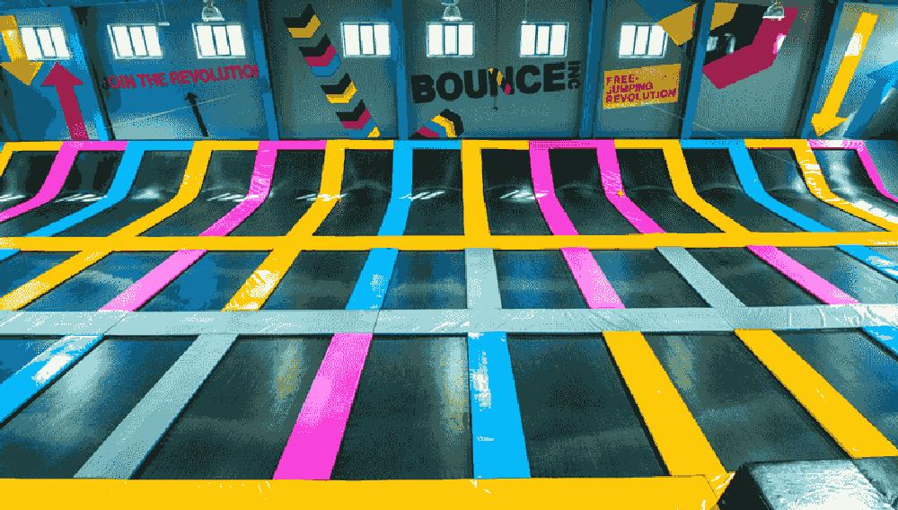 It'-s so boring it'-s sad - Review of Bounce Inc, Essendon ...