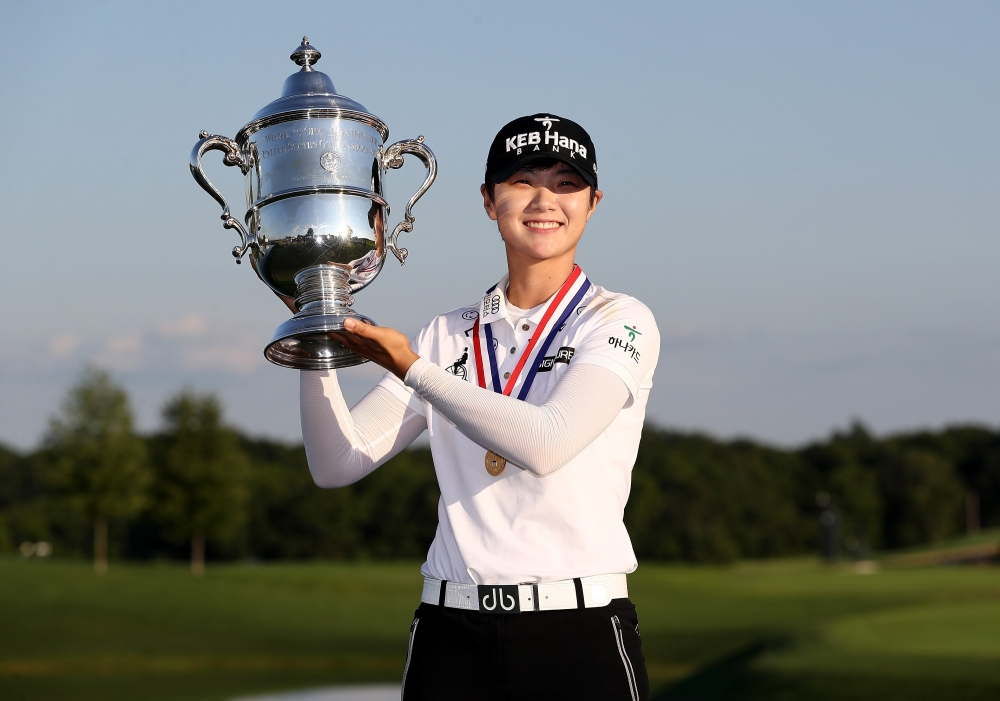 NZ golfer Lydia Ko makes spectacular comeback in second round at US women's Open