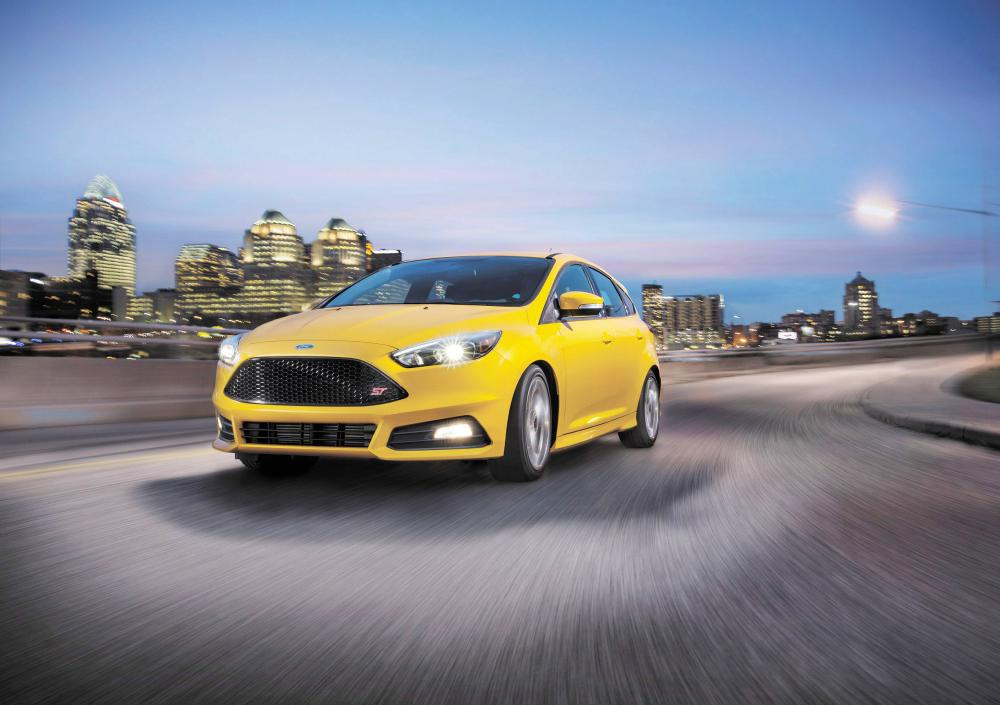 Ford EcoBoost engine is designed for any kind of driving situation