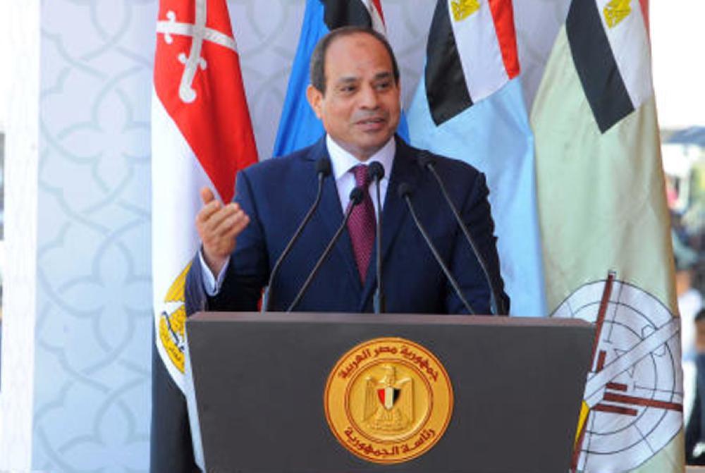 Egypt's President Abdel Fattah el-Sissi