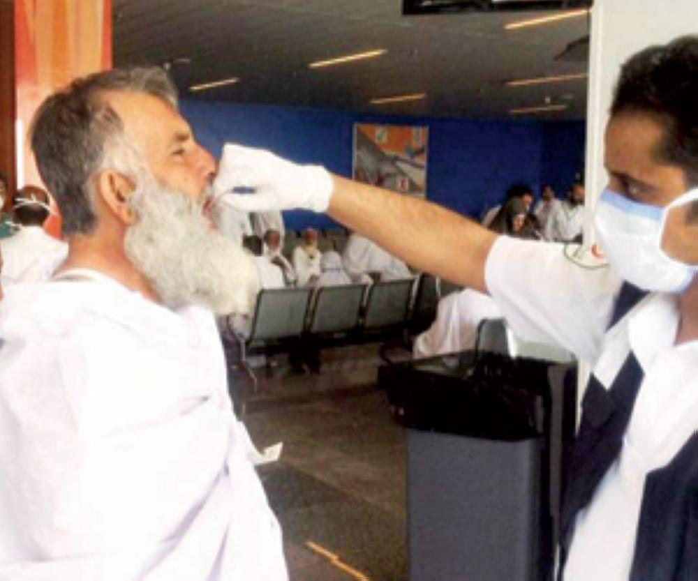 Qualified medical teams will be available round the clock to provide medical assistance to pilgrims at all ports of entry, according to a senior health official.