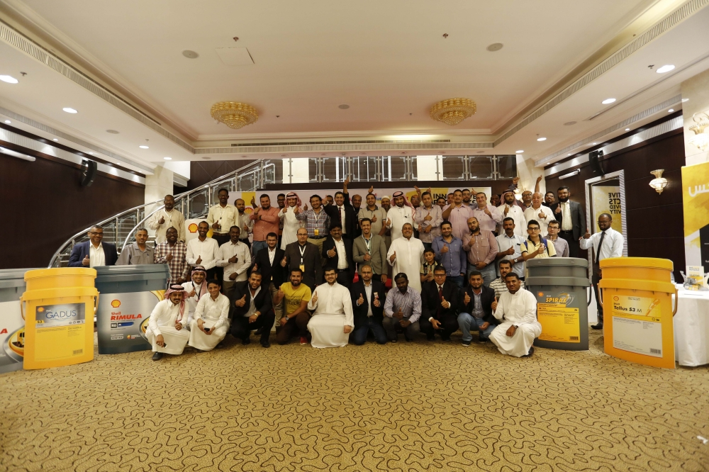 Some of the participants in one of the seminars