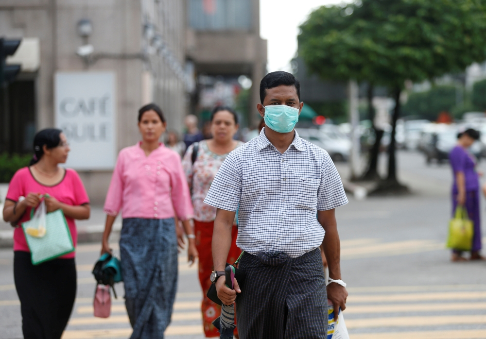 H1N1 flu outbreak kills 2 more in Myanmar