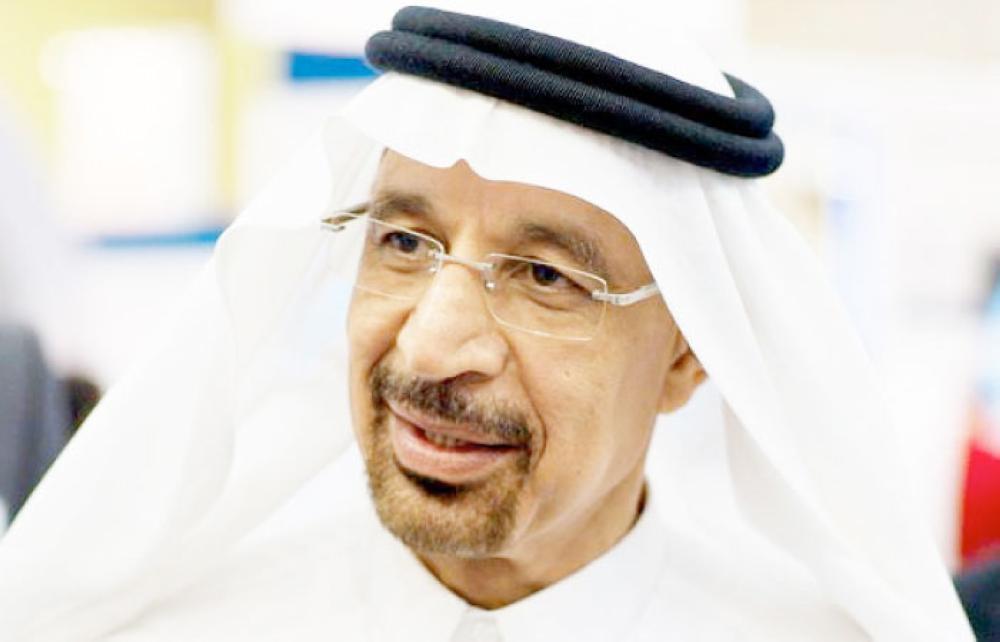 Khalid Al-Falih