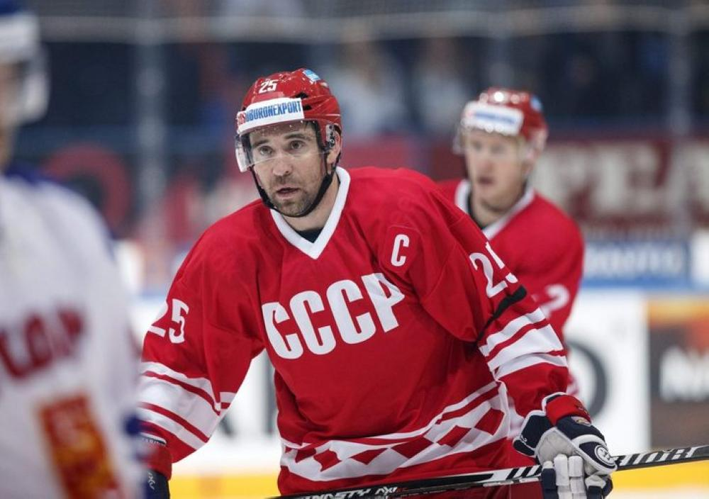 Russian Olympic hockey player Zaripov banned for doping