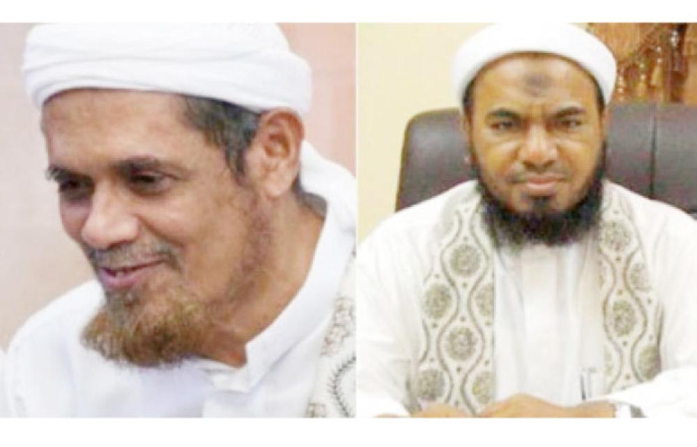 Abdullah Mohammed Ali Al-Yazidi (left) and Ahmad Ali Ahmad Baraoud figure on the latest list issued by four countries calling to fight terrorism.