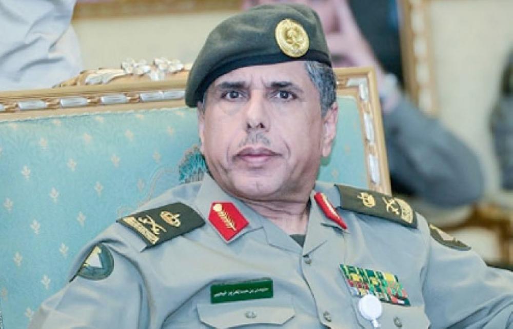 Maj. Gen. Solaiman Al-Yahya