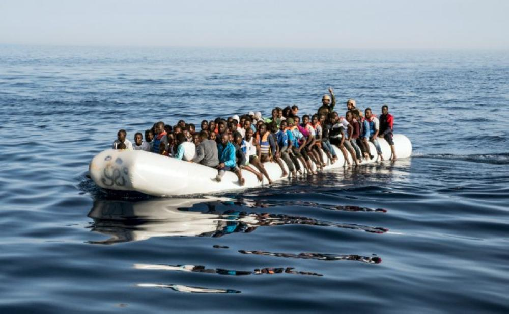 Libya is the main launchpad for African migrants trying to reach Europe in rickety boats operated by smugglers that frequently sink. — Courtesy photo