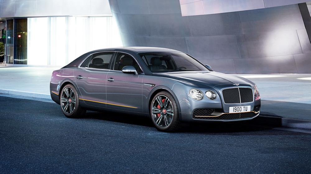 Flying Spur Design Series by Mulliner