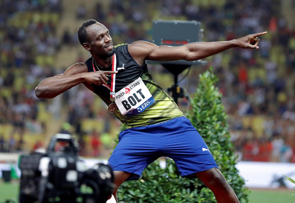 Usain Bolt favourite to win at London event, says Donovan Bailey