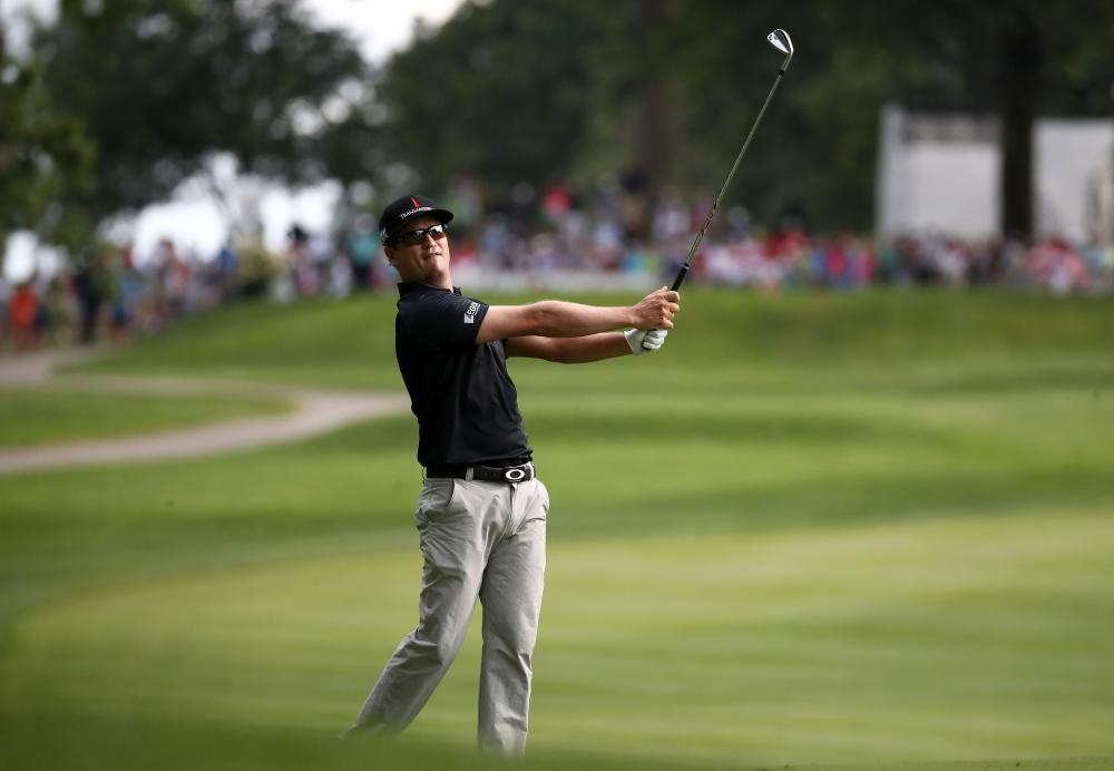 Matsuyama wins WGC-Bridgestone Invitational