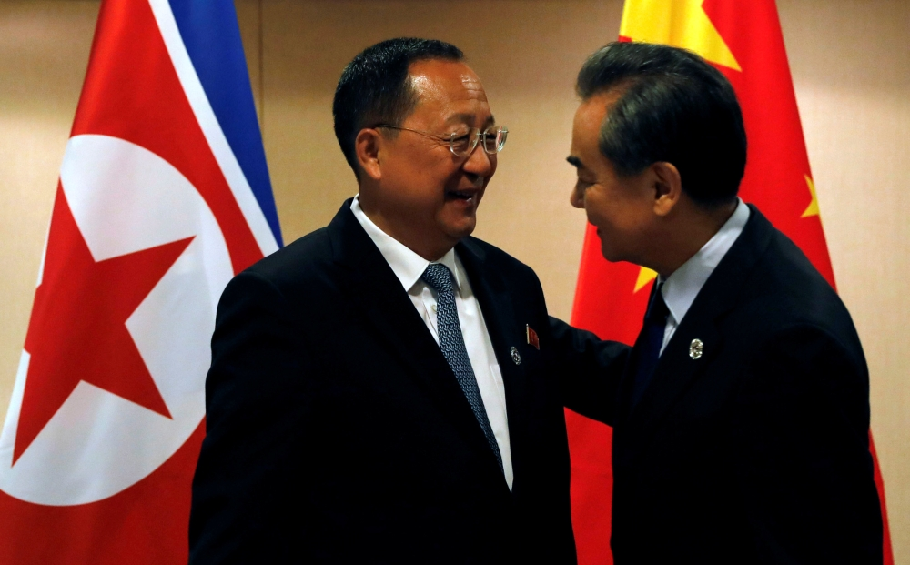 China says sea feud talks can start this year