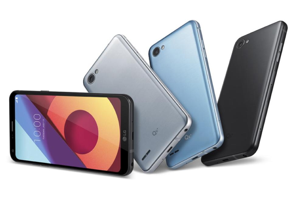 LG Q6 launched in India at Rs 14990; available as Amazon exclusive