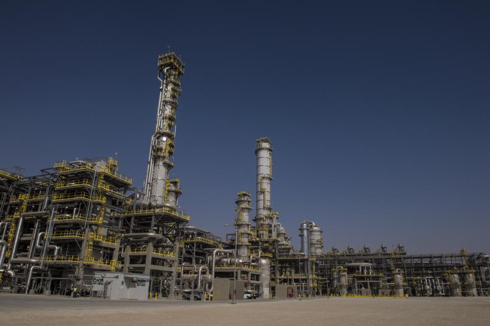Commissioning of Sadara's last plant, the region's first isocyanates facility, marks milestone achievement for the massive chemicals complex