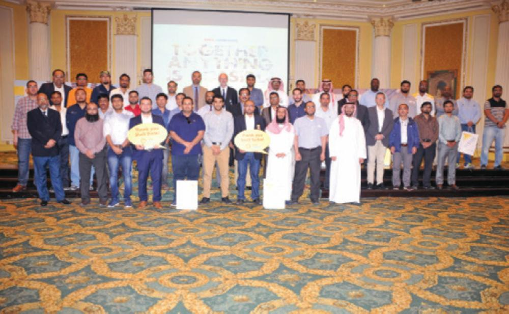 Participants familiarized with the next generation of transformer and turbine oils with unique gas-to-liquid technology