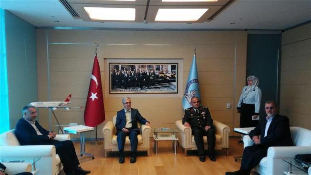 Turkey supports Iraq's territorial integrity - presidential administration