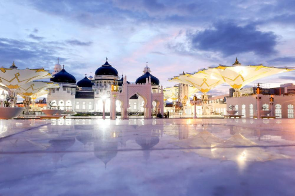 Welcome To Banda Aceh - Saudi ...