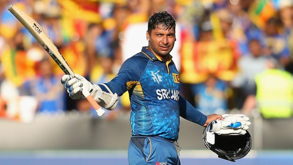 Kumar Sangakkara seen in this file photo.