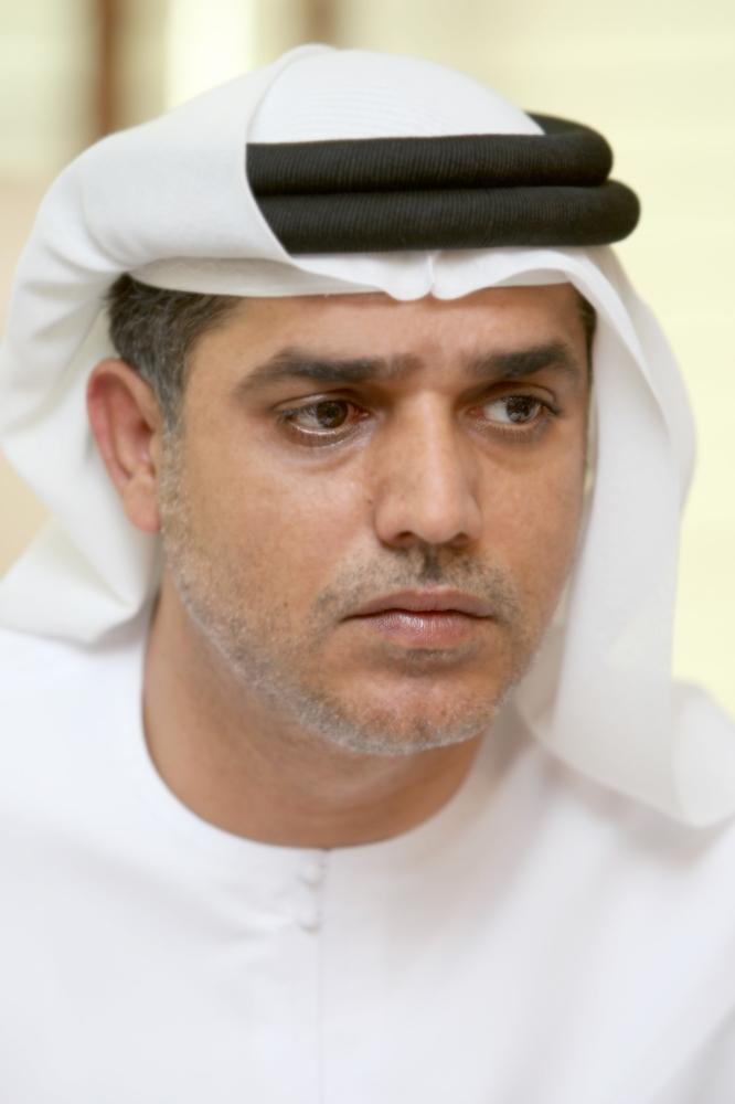H E Dr Abdulla Al Mandoos