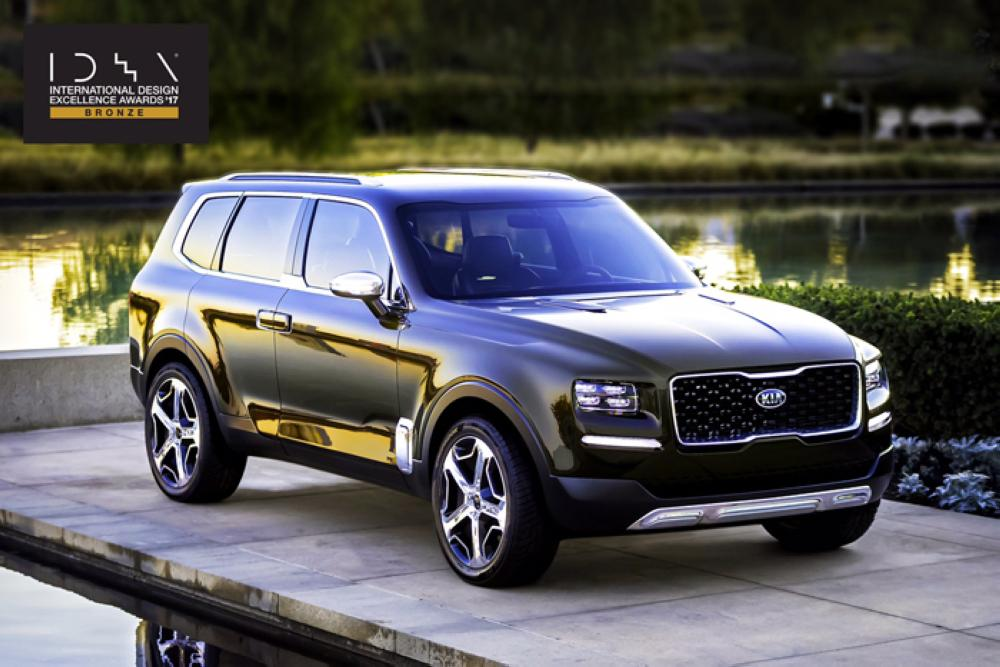 Kia Telluride combines breakthrough technology, rugged beauty, and advanced functionality