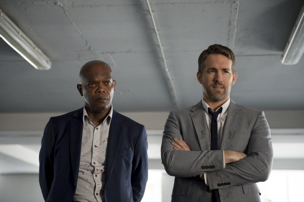 The Hitman's Bodyguard Dominates Weekend Box Office