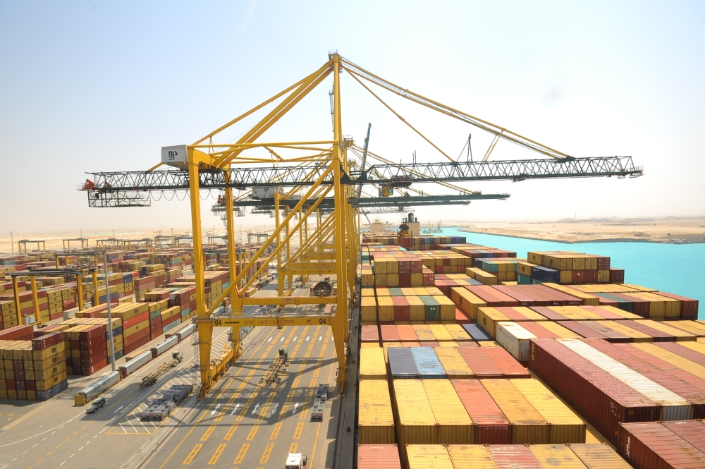 King Abdullah Port among world's top 100 container ports