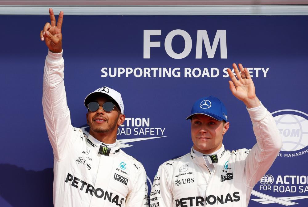 Lewis Hamilton insists Sebastian Vettel will not join Mercedes next season