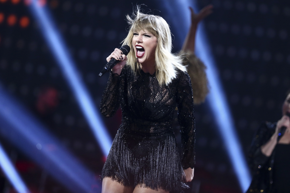 Taylor Swift's new single is already breaking records