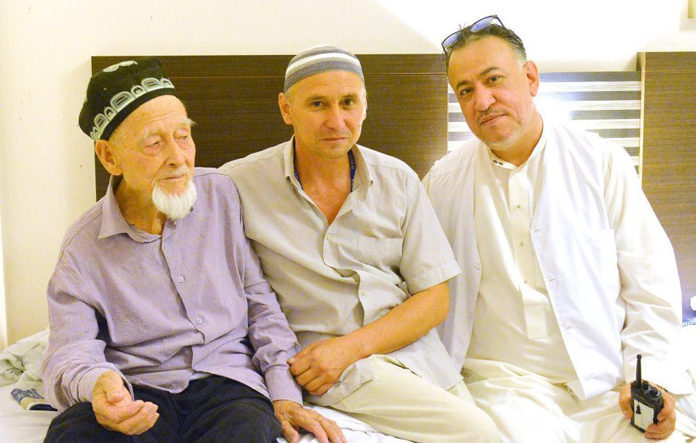 From fighting against Hitler to climbing Arafat Mountain