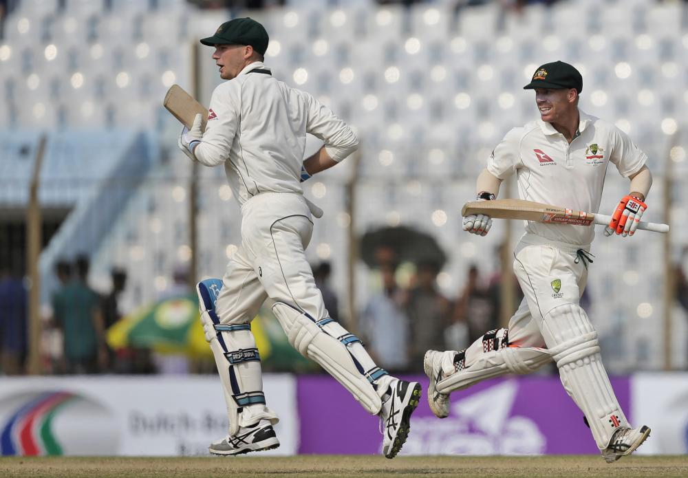 Bangladesh vs Australia, 2nd Test