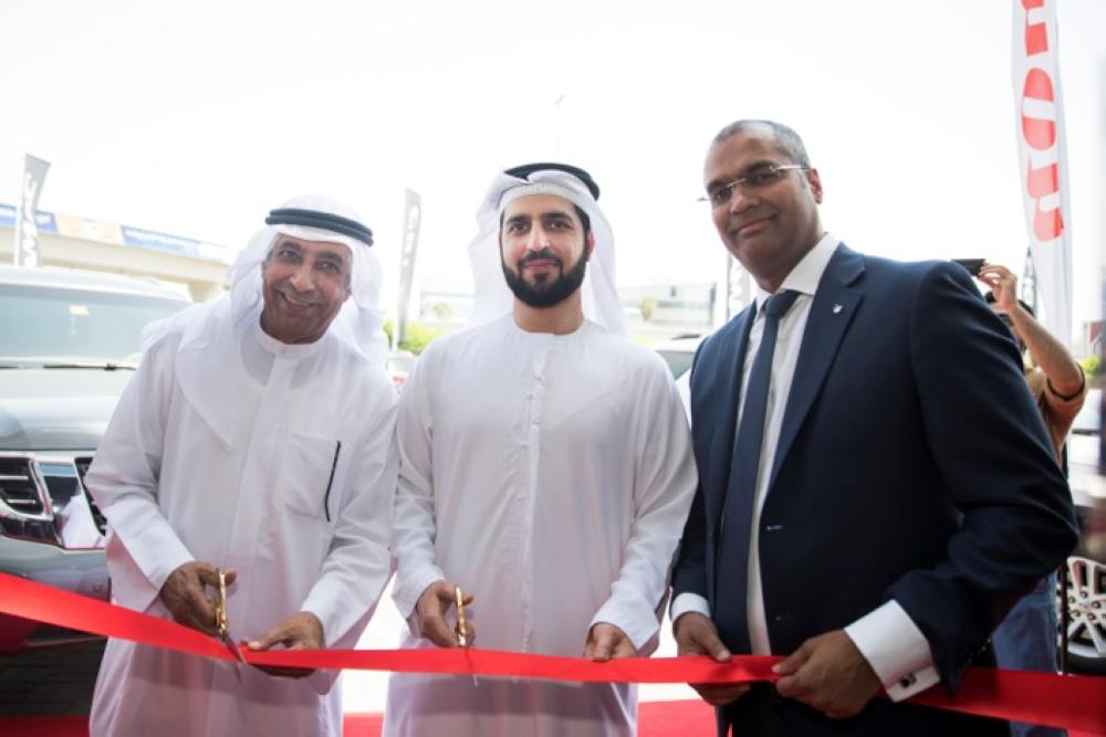 Canon's first Innovation Center in the Middle East inaugurated in Dubai