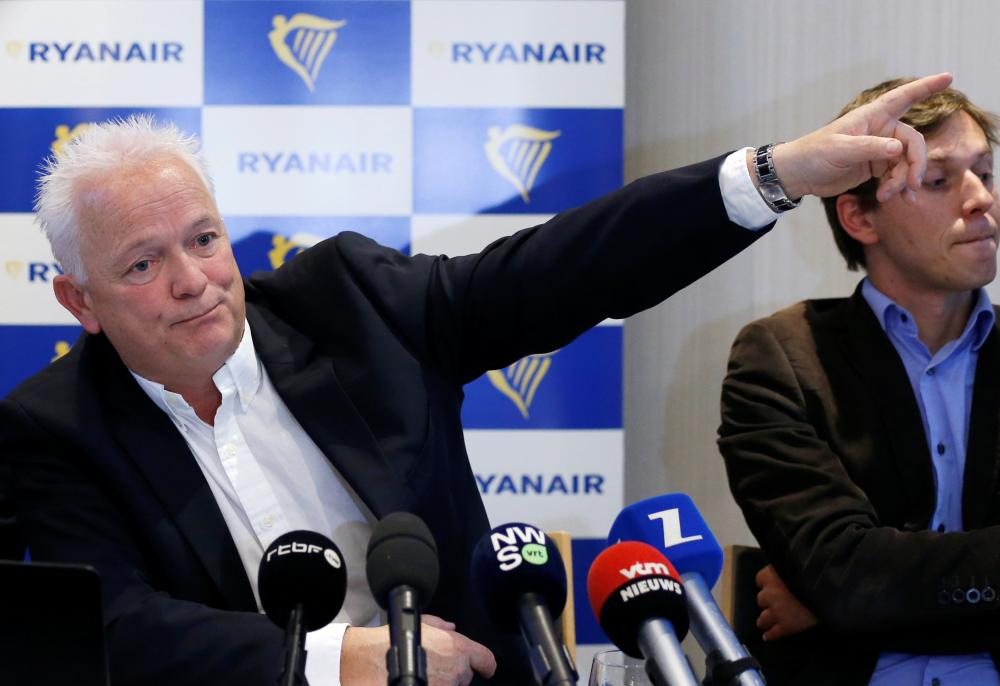 Ryanair Welcomes Labour Jurisdiction Ruling In 'Mons' Court Case