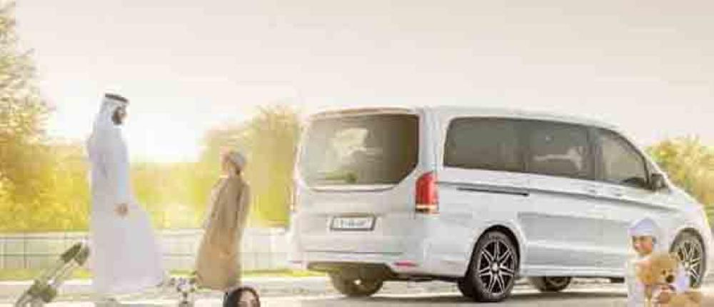 V-Class combines exceptional functionality with high-class appeal