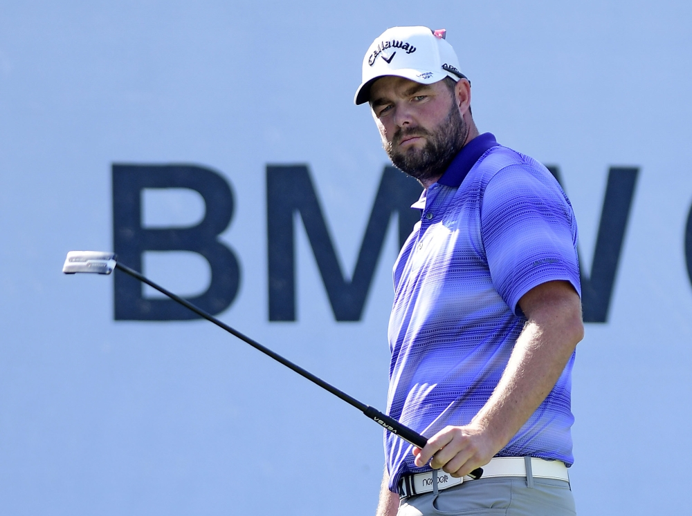 Marc Leishman wins, Justin Rose and Rickie Fowler second — BMW Championship