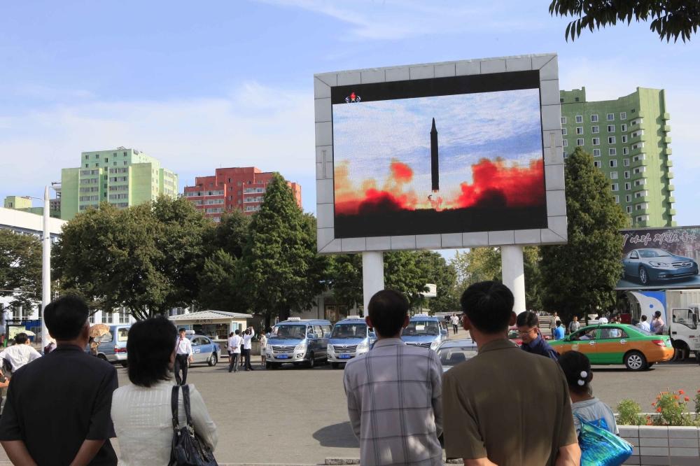 UN Security Council condemns N.Korea over missile launch