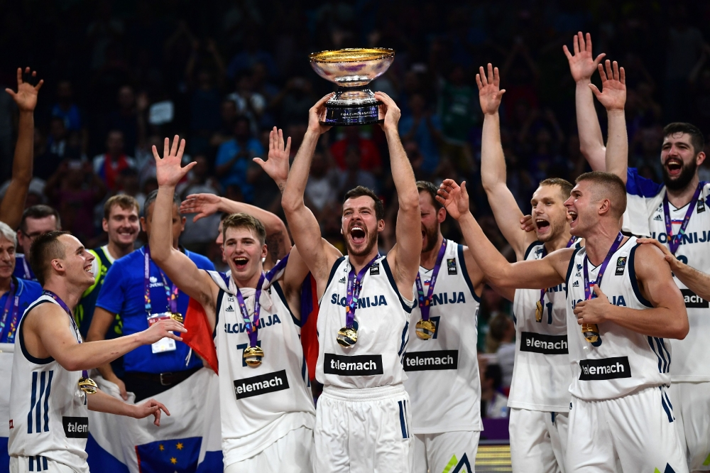 Goran Dragic named EuroBasket MVP