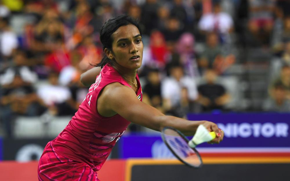 Sindhu stuns world champion Nozomi for Korean Open title