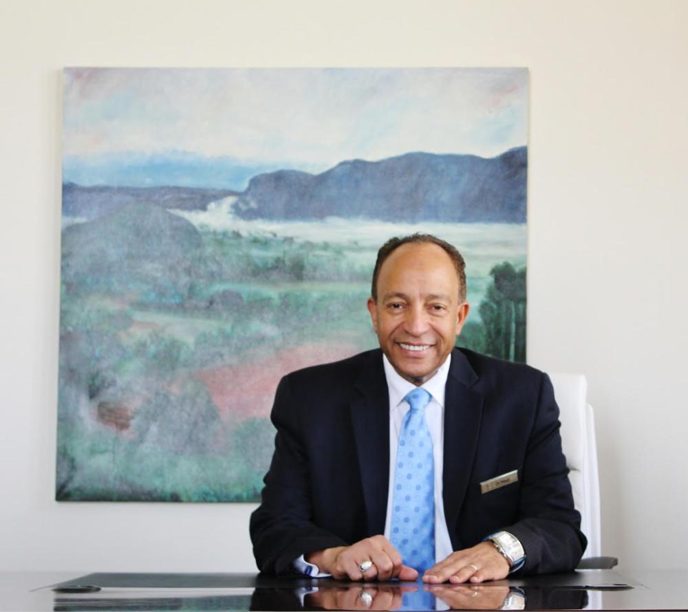 Dr. Nagy Arafat, GM of Al Faisaliah Resort & Spa