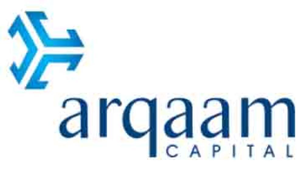 arqaam capital logo