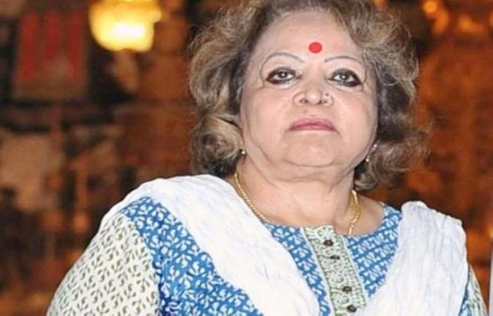 Madrasa Chacha Nehru, which houses 4,000 students, is run by a society headed by Salma Ansari (pictured), the wife of former Indian vice president and former Indian ambassador to Saudi Arabia Hamid Ansari.