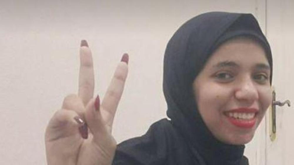 Mariam Abduljalil Al-Asawi reported members of her family to authorities. — Courtesy photo